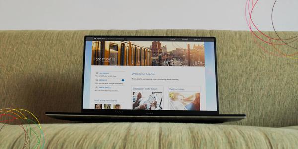 KERNWERT - digitale Forschung webgerecht aufbereiten