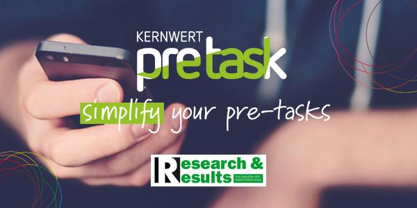 Kernwert pre-task